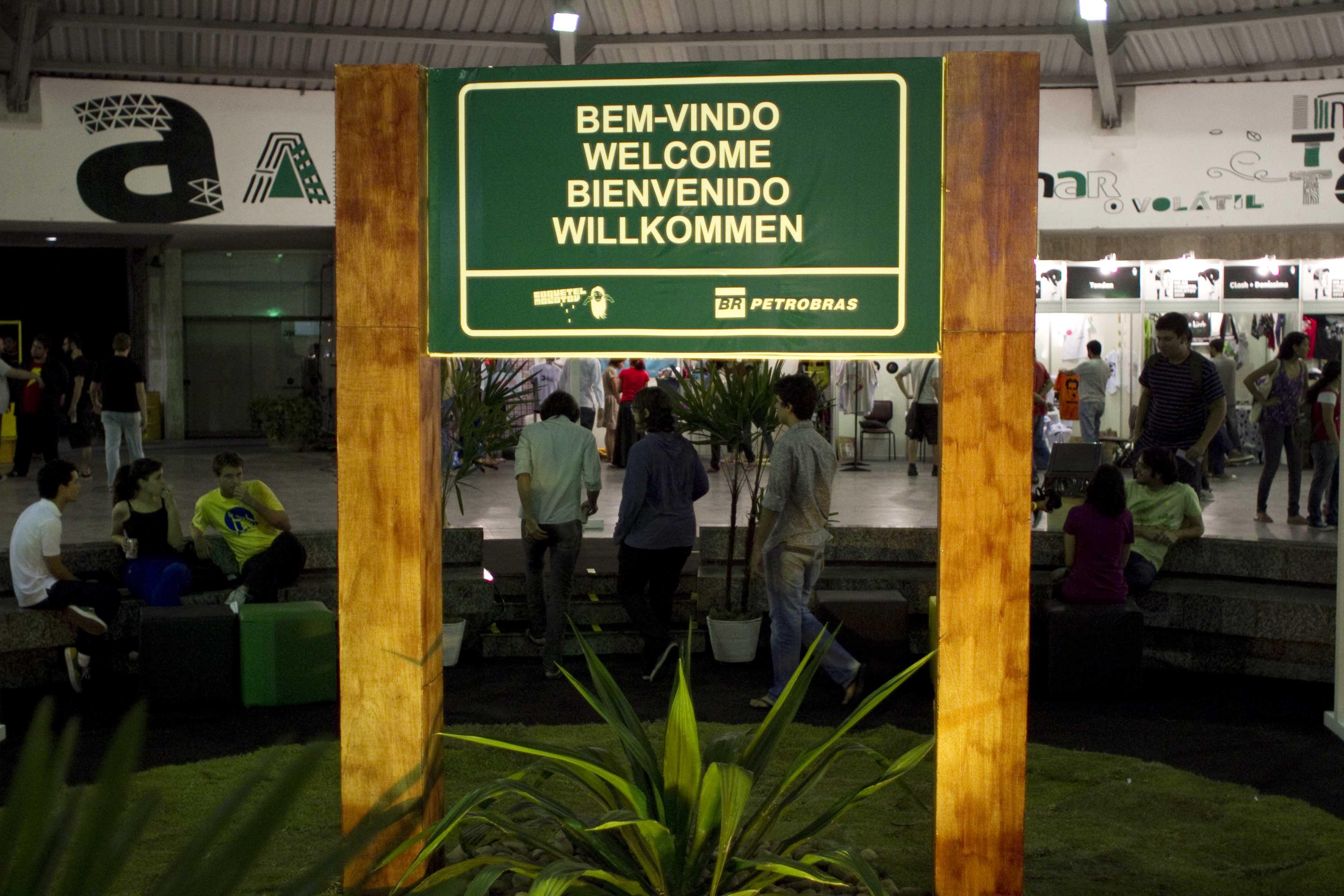 FESTIVAL NO AR 2011 SELECIONA VOLUNTÁRIOS