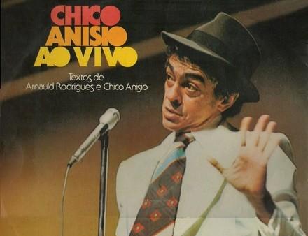 CHICO ANYSIO E SEU HUMOR DANÇANTE