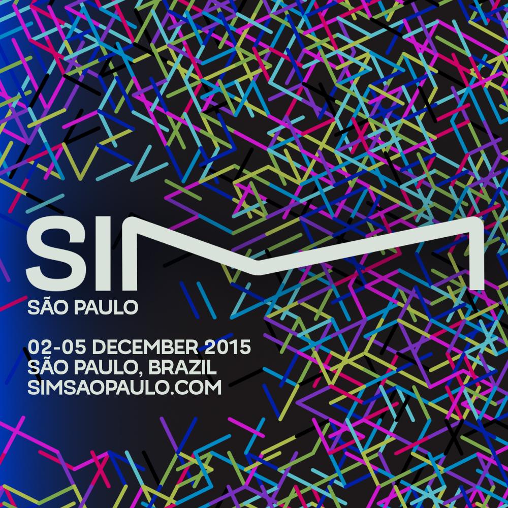 INSCRIÇÕES ABERTAS PARA O SIM SÃO PAULO 2015