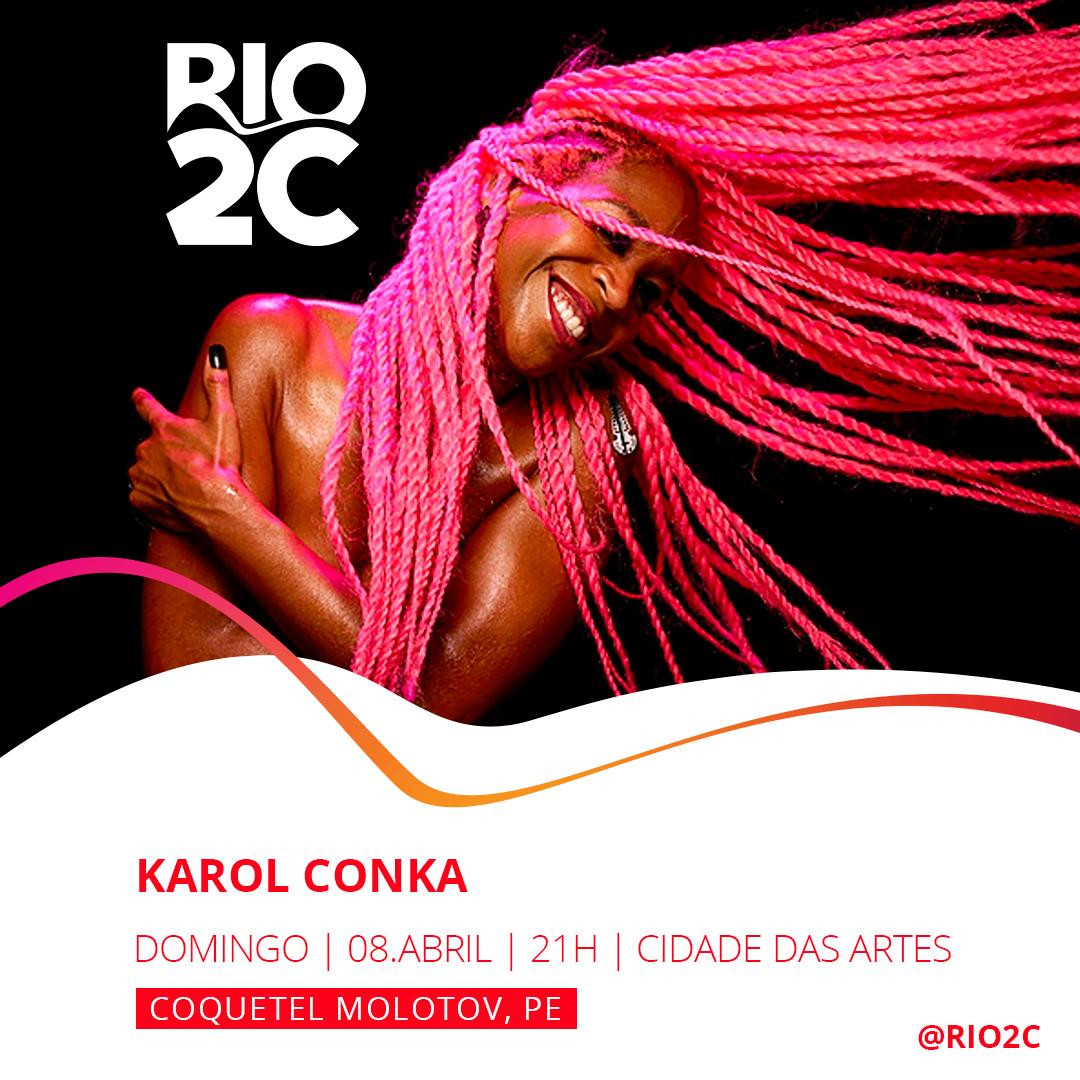 RIO2C: OITO FESTIVAIS VÃO SE REUNIR EM PALCO ÚNICO NO RIO DE JANEIRO