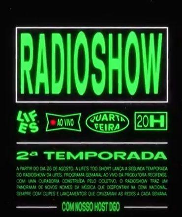 RADIOSHOW DA LIFE'S TOO SHORT CHEGA A SEGUNDA TEMPORADA