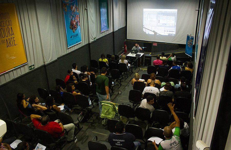 INSCRIÇÕES DE OFICINAS E ATIVIDADES - 14ª MOSTRA PLAY THE MOVIE